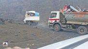 Evacuazione di Portela (Fogo, Capo Verde), novembre-dicembre 2014 - 11/14