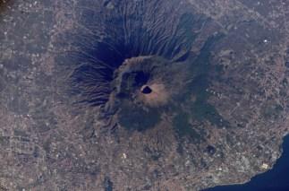 Vulcano Vesuvio