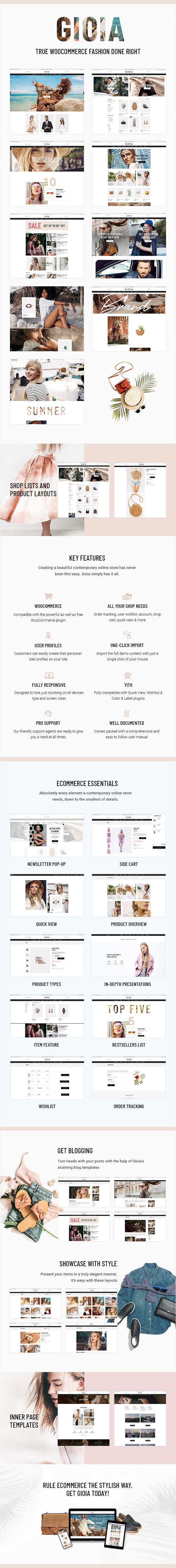 Gioia - Modern fashion store - 1