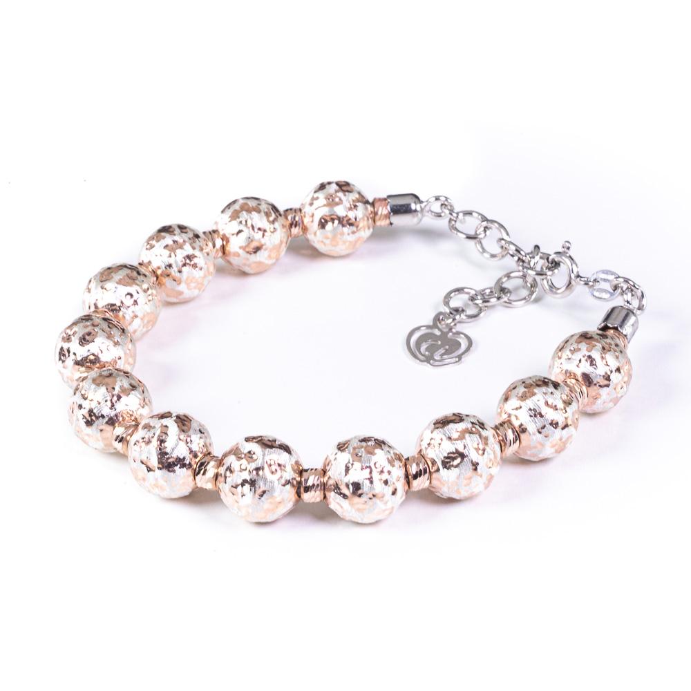 Bracciale in argento 925 gioielli Caramella