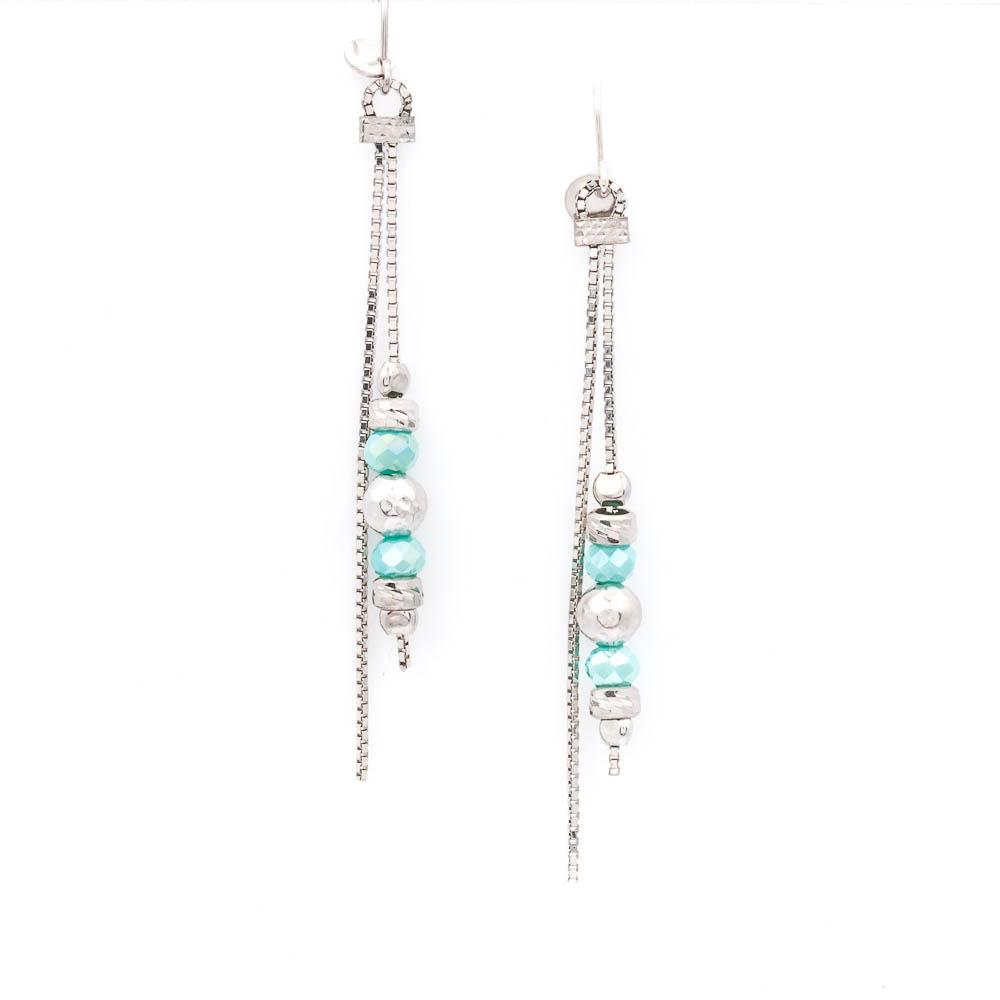 orecchino pendente tiffany