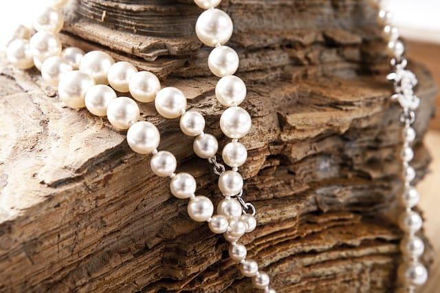 gioiello di qualità con perle