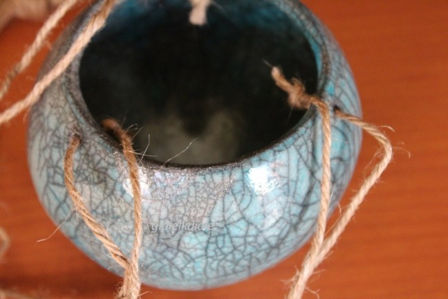 vasetto pensile turchese (3)