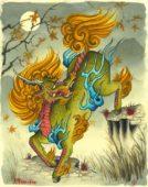 Tần Mục nhận nuôi Long kỳ lân – Mục Thần Ký