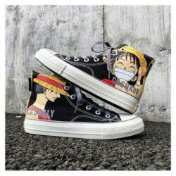 Giới thiệu giày ulzzang hoạ tiết anime nổi bật