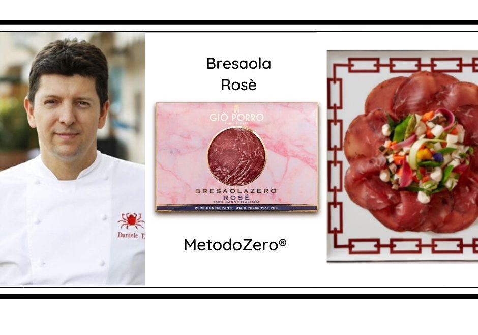 Ricetta Bresaola: chef Daniele turco
