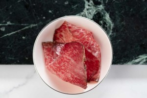 Bresaola di Wagyu: Recipe for Giò Porro