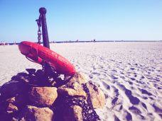 La plage tout simplement.
