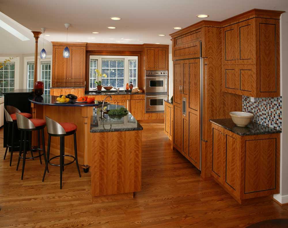 Unique Modern Kitchen Designs
