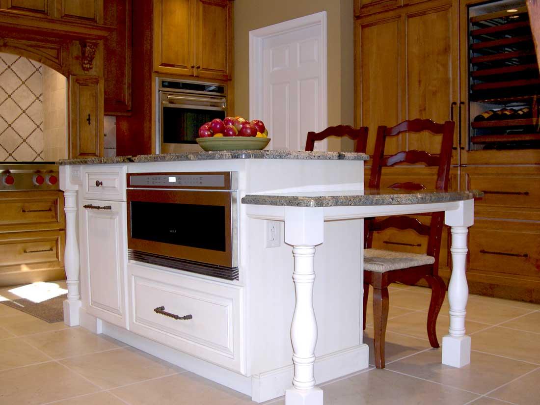 Best Kitchen Gallery: Stainless Steel Kitchen Appliances With White Cabi Ry Giorgi of Traditional Kitchen Appliances on rachelxblog.com