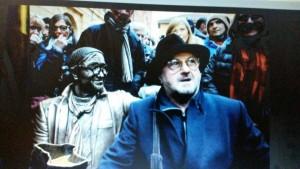 Vito inaugurazione statua Lucio