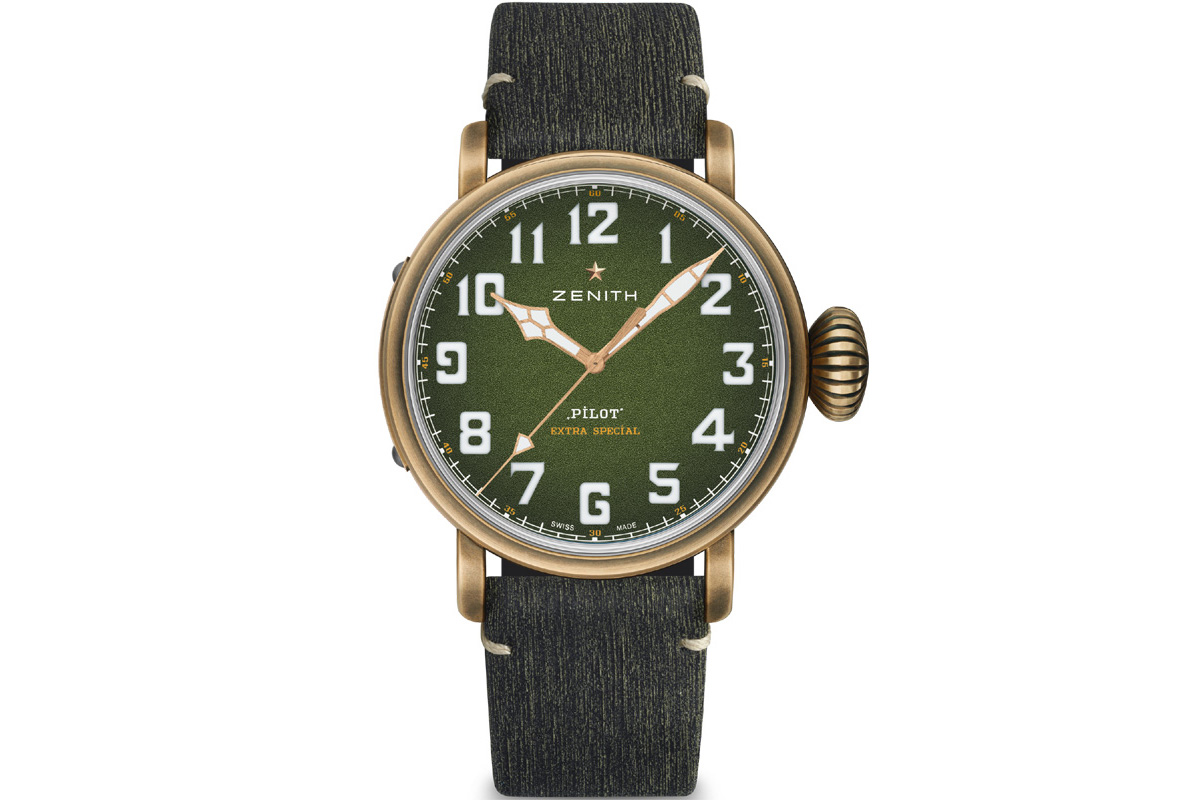 Zenith Pilot Type 20 Adventure