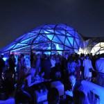 Il party post-evento alla Lanterna di Fuksas
