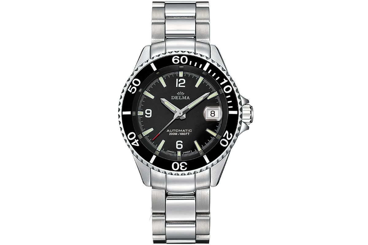 DELMA Santiago Ladies Automatic