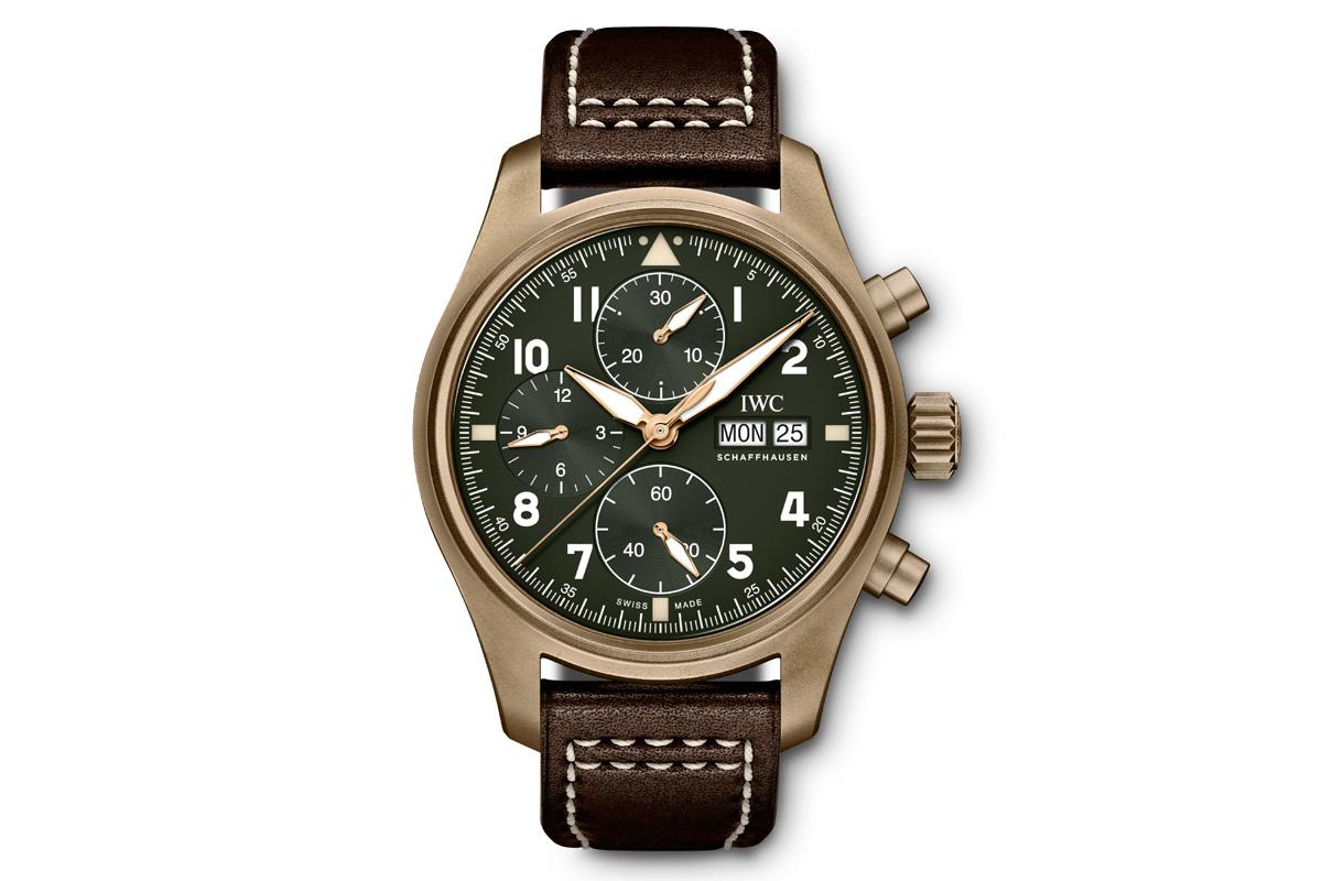 Il Pilot's Watch Chronograph Spitfire