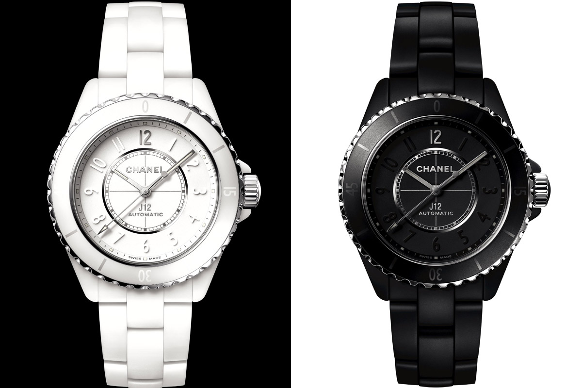 LOTTO 23 – Chanel Horlogerie J12 Inséparables per Only Watch 2019