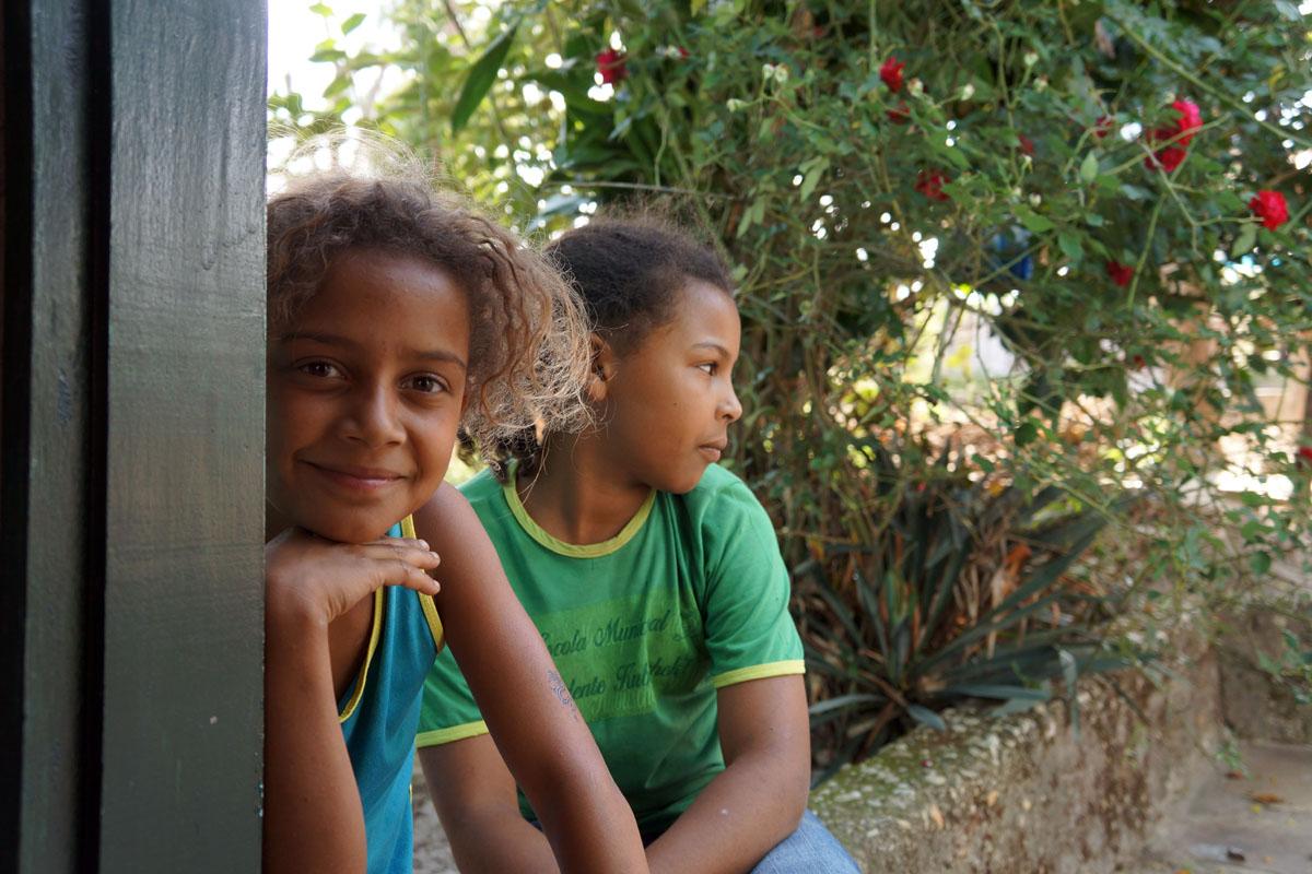 Bambini brasiliani aiutati dalla Fondazione Audemars Piguet