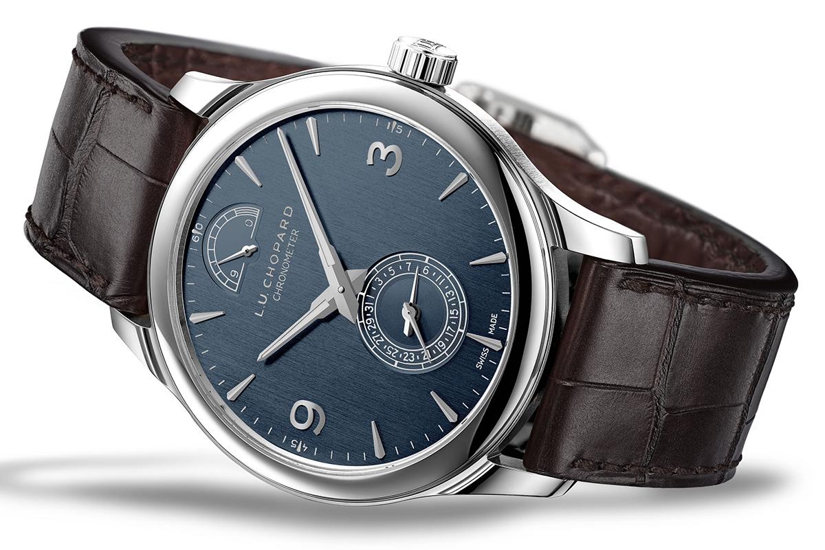 I sogni di Augusto: Chopard Chronometer LUC Quattro