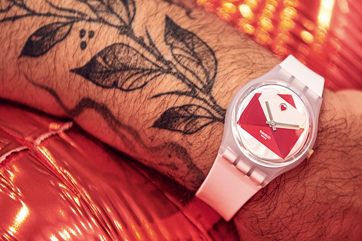 Swatch x San Valentino