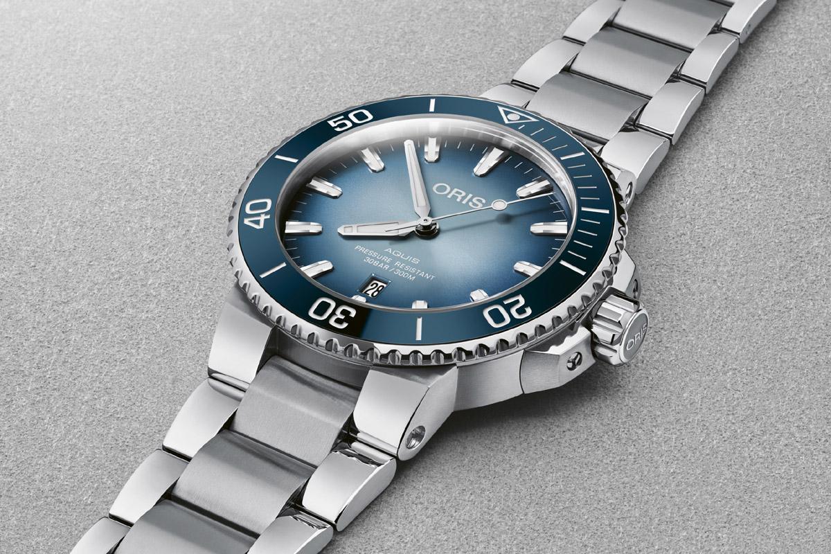 Il Lake Baikal Limited Edition: uno degli orologi che fa di Oris un Change maker