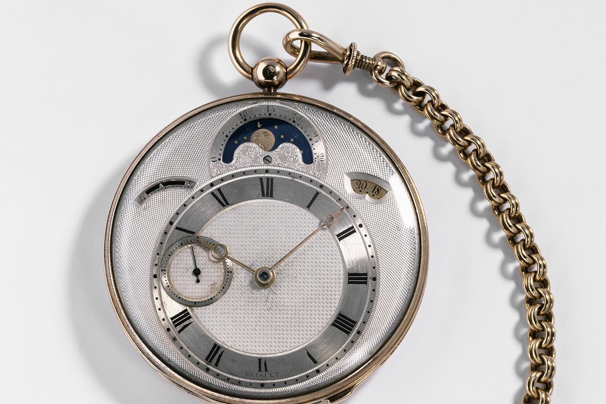 L'orologio da tasca Breguet 3833, il progenitore del Classique 7337