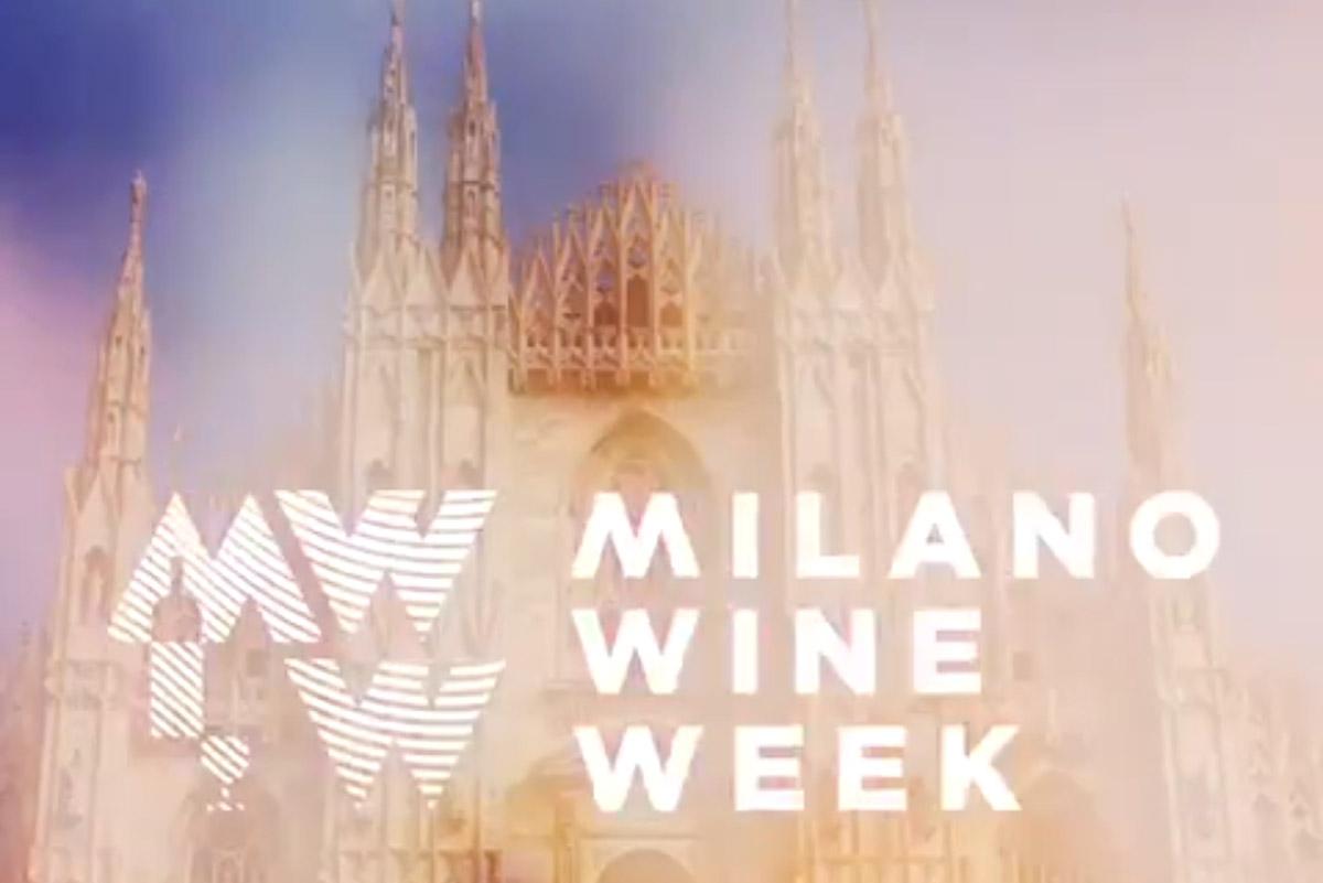 il logo di Milano wine week