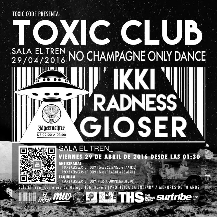TOXIC CLUB GIOSER