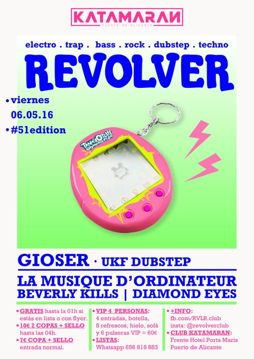 GIOSER REVOLVER CLUB