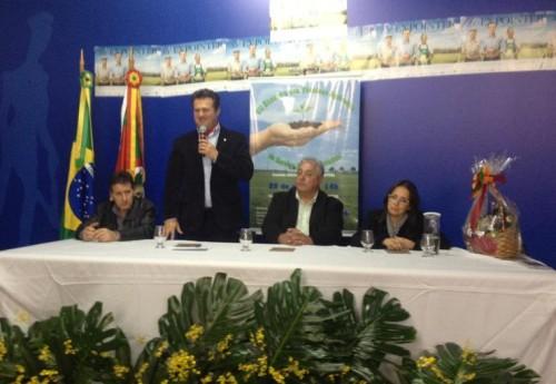 VII Encontro dos Técnicos Agrícolas do RS premia e conta com a  participação do deputado federal Giovani Cherini