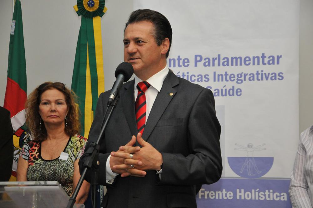 Frente Holística será reinstalada dia 18