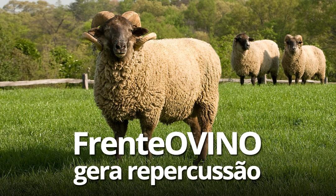 Saiu na mídia – Giovani Cherini instala a Frente Ovino em Brasília