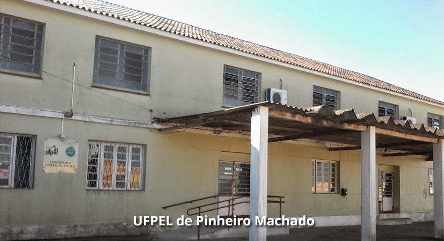 Solicitação ao MEC para manter e expandir polo da UFPEL em Pinheiro Machado