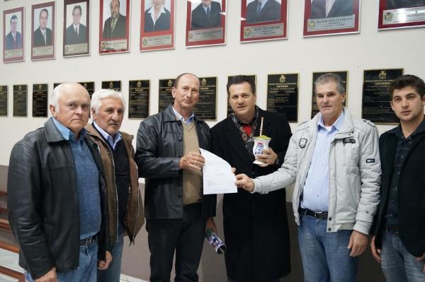 Deputado Giovani Cherini encaminha emenda de 250 mil reais para o município de Liberato Salzano
