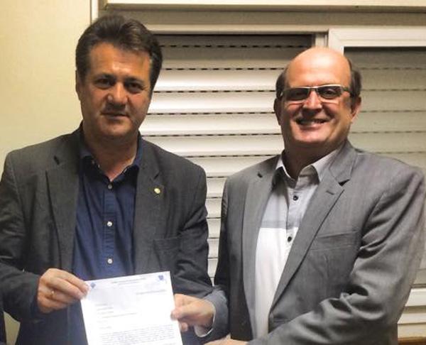 Saiu na mídia – Hospital entrega projeto para bancada gaúcha federal