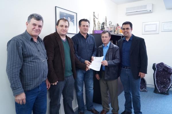 Giovani Cherini indica emenda parlamentar para Santa Cecília do Sul