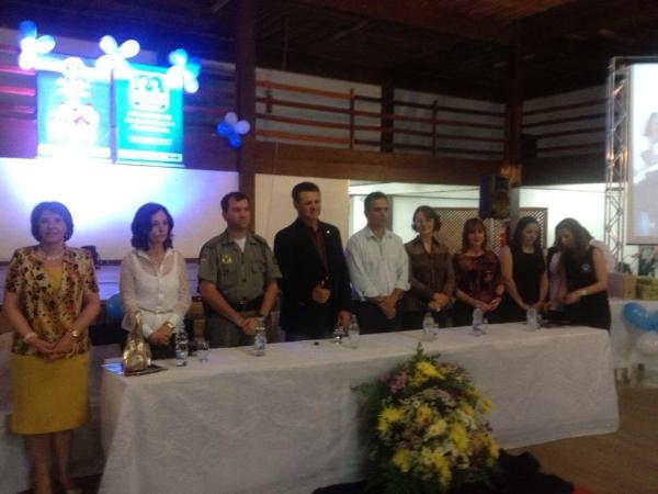 Deputado Giovani Cherini participa da formatura do ProJovem Trabalhador de Soledade