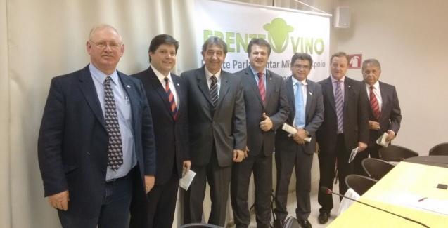 Saiu na mídia – Presidente da ASPACO e ABCOS participa da criação da Frente Ovino