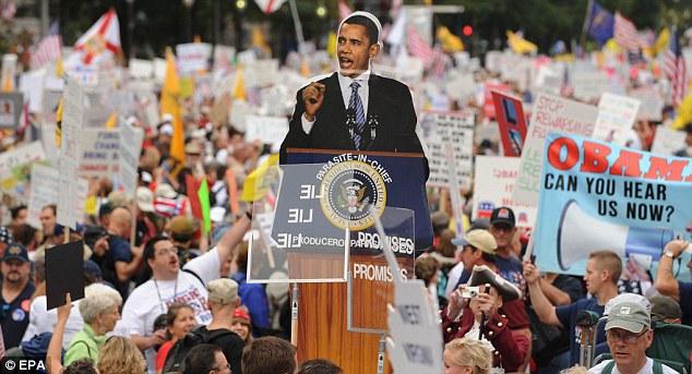 Obama Parasite-in-Chief