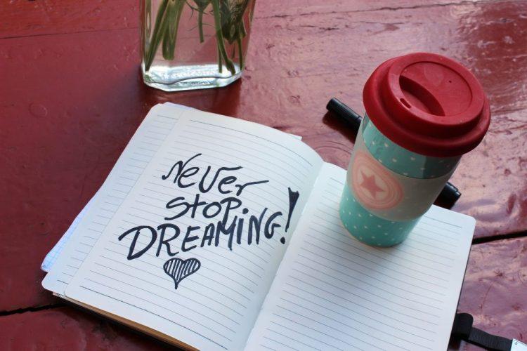 Non smettere di sognare