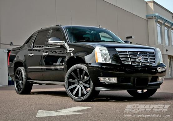 Big Wheels For Cadillac Giovanna Luxury Wheels
