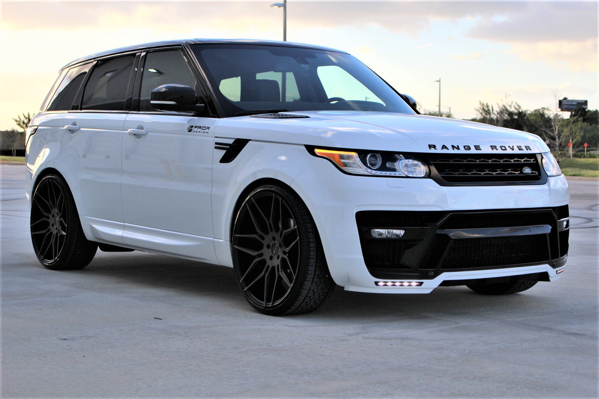 RANGE ROVER SPORT – BOGOTA – Giovanna Luxury Wheels