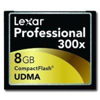 Scheda Memoria Lexar Professional 300x 8GB