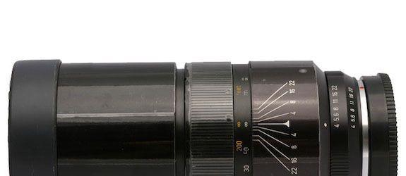 Leica Telyt-R 250mm F/4.0