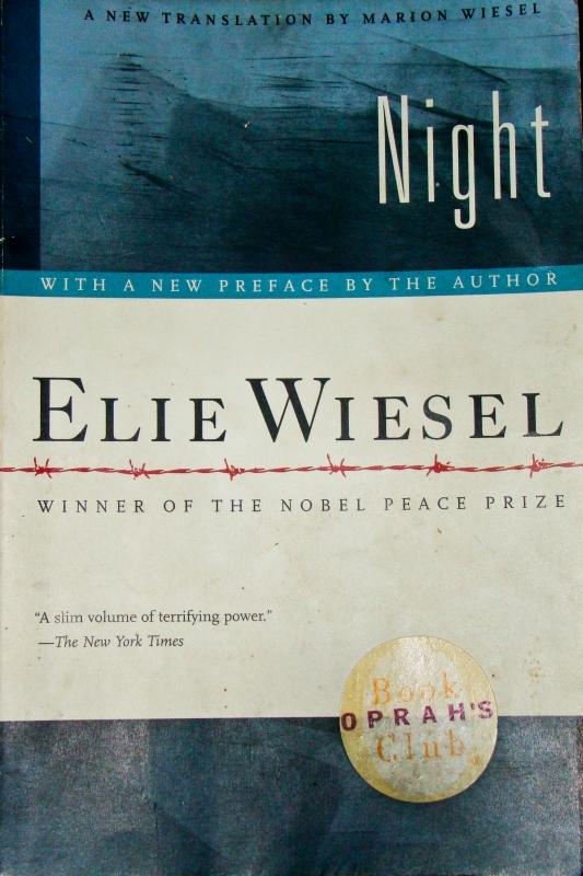 Night - Ellie Wiesel