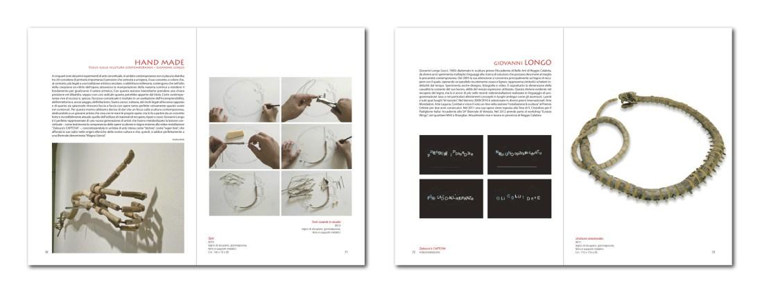Catalogo Biennale Magna Grecia