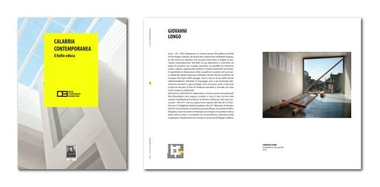 Catalogo Calabria contemporanea