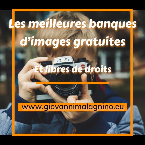 Les meilleurs sites pour trouver des images gratuites