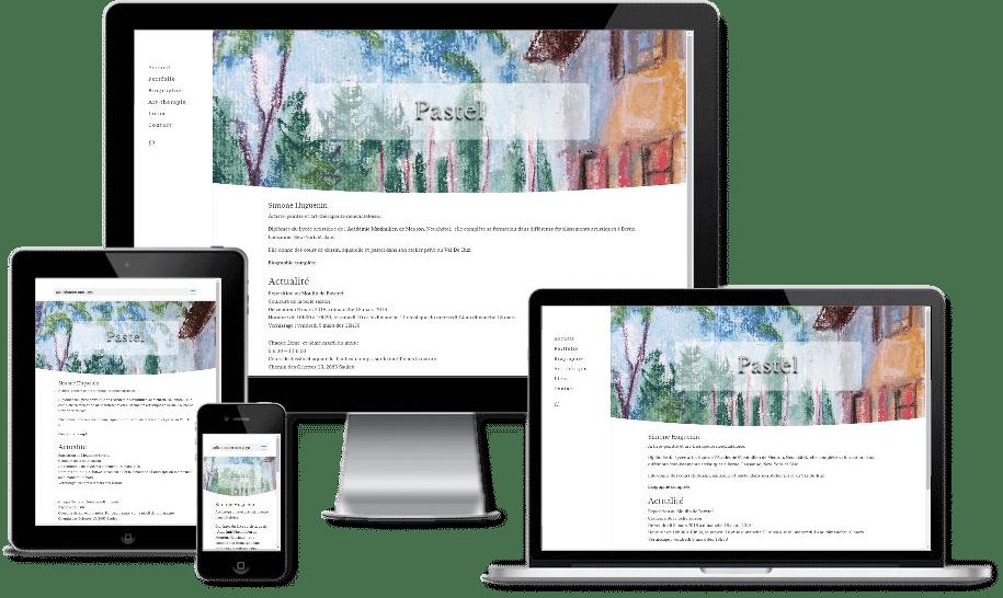 Site for artist painter