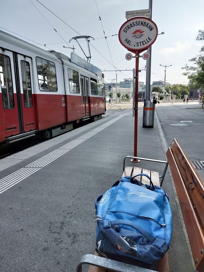Attrezzatura da Viaggio The Sustainable EurAsiatic Tour