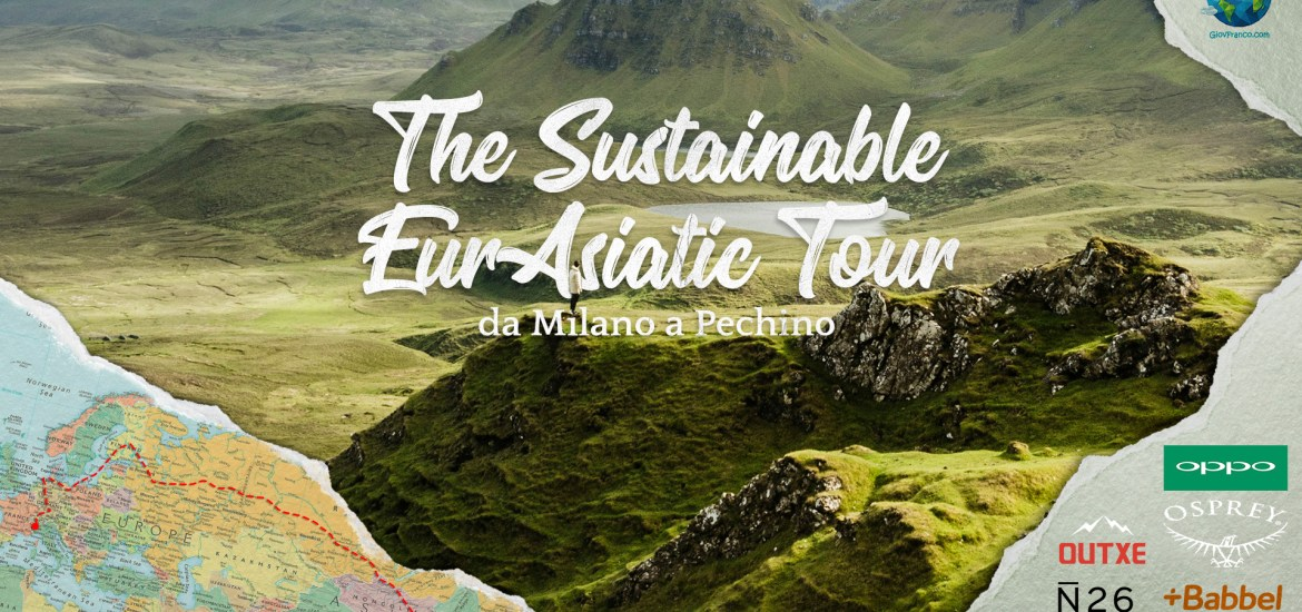 Il Sustainable EurAsiatic Tour